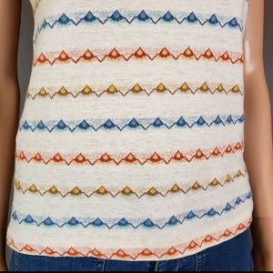 Vintage Shirt Knits Ltd Mountains Short Sleeve Top